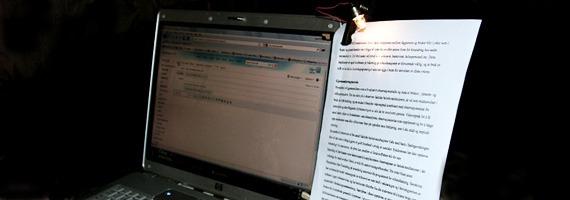 Type a essay