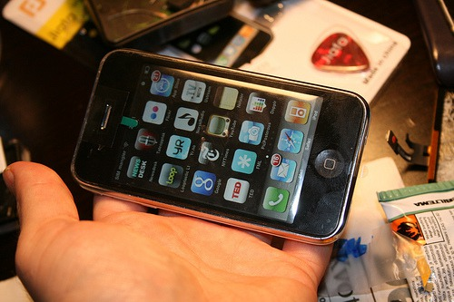 Iphone 3G, good as new!