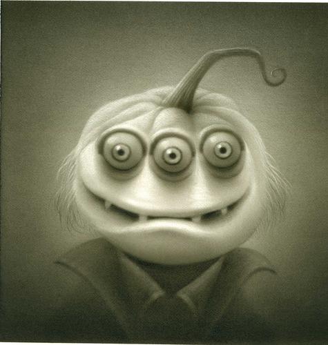 Ghost of Pumpkin Sam