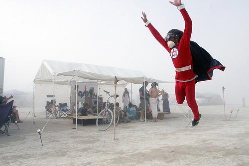 Ish flying
