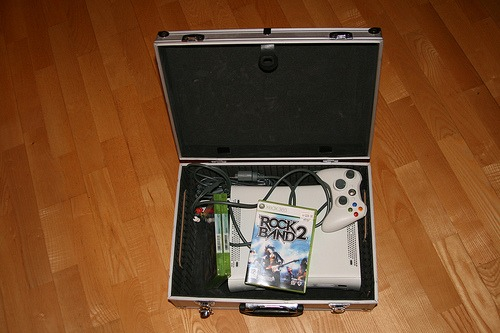 Ingredienser: Xbox360 og Rockband 2