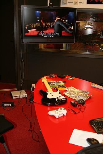 Tester Rockband 2
