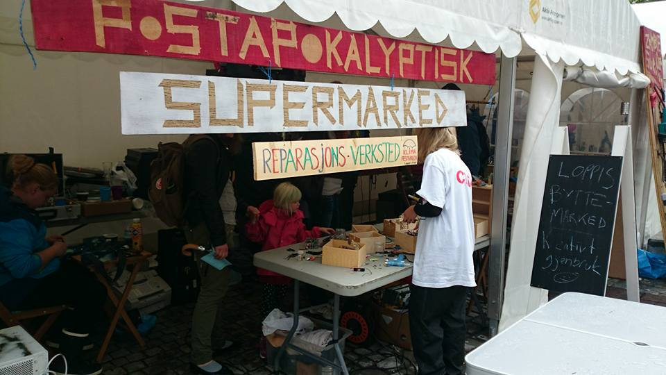 Makers Faire Trondheim 2015